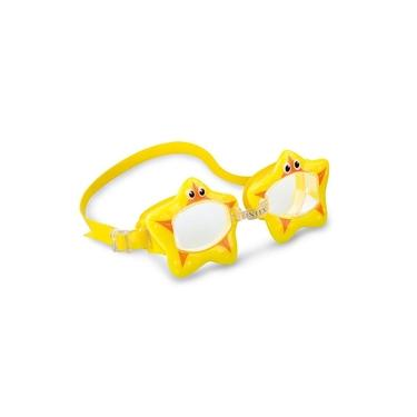 Imagem de Oculos de Natação Infantil Bichinhos Animados - Intex 55603