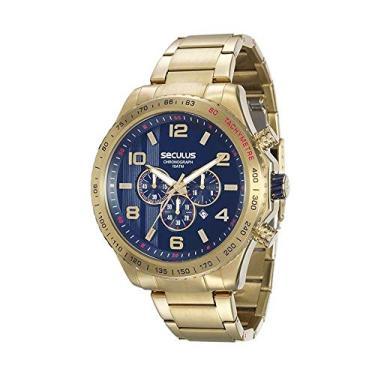 Relógio de Pulso Masculino Resistente a àgua Cronógrafo   Joalheria ... 89f5c8a21e