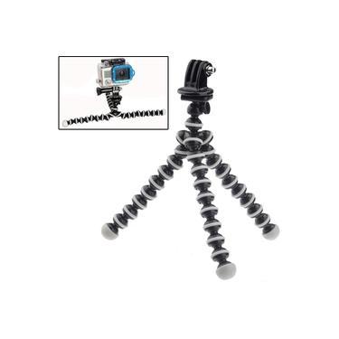 Imagem de Tripé Flexível Gorillapod para Câmeras Dslr GoPro - Pequeno
