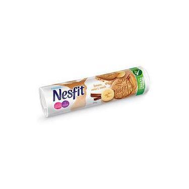 Biscoito Nesfit Banana, Aveia E Canela 200g - Nestle