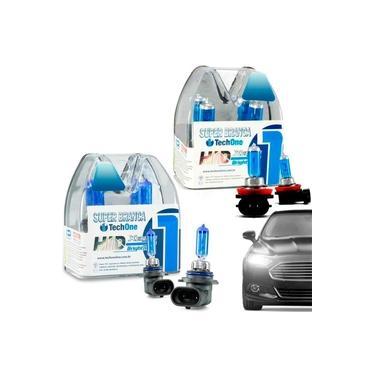Lampada Super Branca Toyota Corolla 2008 A 2014 Farol Alto E Baixo