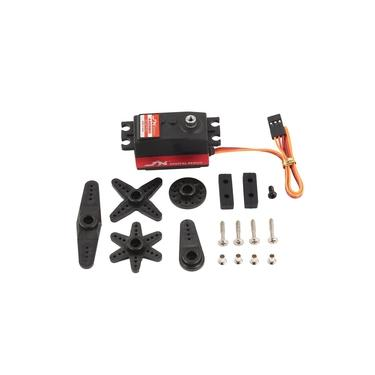 JX PDI-4409MG Metal Gear Digital 4.8-6V 9,2 kg Servo de alum¨ªnio para 1/8 RC Car