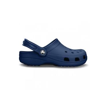 Sandália Infantil Crocs Classic - Azul Marinho