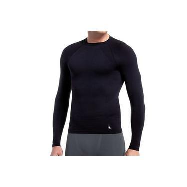 Camisa Masculina Térmica Lupo M/L 70045