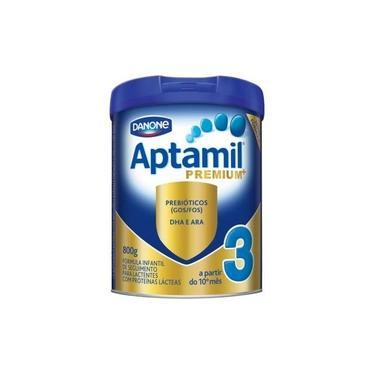 Aptamil Premium 3 800gr - para Bebes A Partir de 10 Meses de Idade