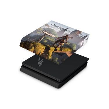 Capa Anti Poeira para PS4 Slim - Horizon Zero Dawn