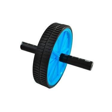 Roda Abdominal Ab Wheel Exercicios Abdominais Lombar Fitness