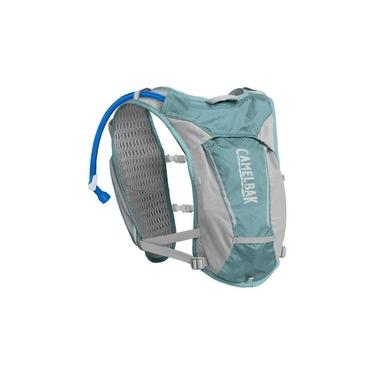 Mochila De Hidratação Women´s Circuit Vest Azul e Cinza 1,5L - Camelbak