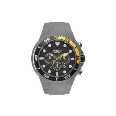 a5afa1dc41880 Relógio Orient Seatech Solar Titânio Cronógrafo Analógico Masculino  Diver39.S Mbttc014 P1gx