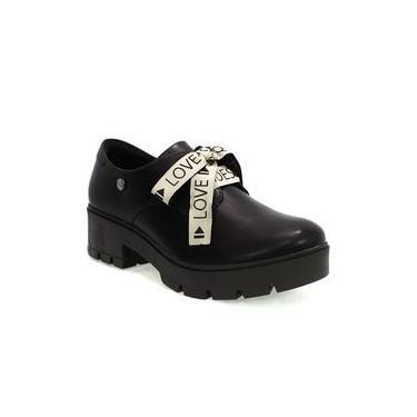 Sapato Feminino Love Preto Quiz