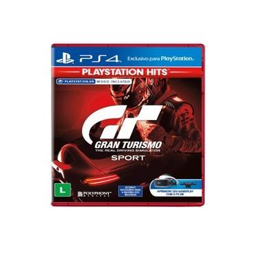 Game - Gran Turismo Sport Hits - PS4
