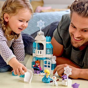 Imagem de LEGO DUPLO Disney Frozen Ice Castle 10899 Blocos de Construção (59 Peças)