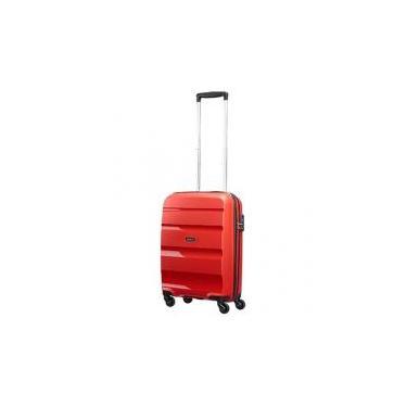 Mala de Viagem Samsonite Pequena - Expansiva Spin Air 621000055 Vermelha