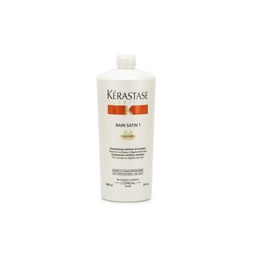 Kérastase Nutritive Bain Satin Nº1 Shampoo 1 Litro