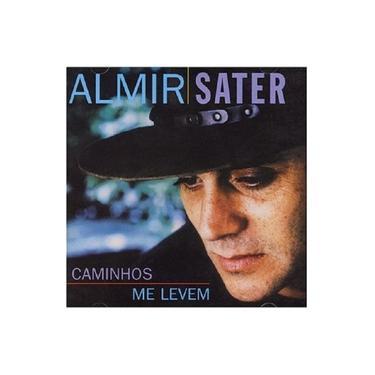Imagem de Almir Sater Caminhos me Levem - CD Sertanejo