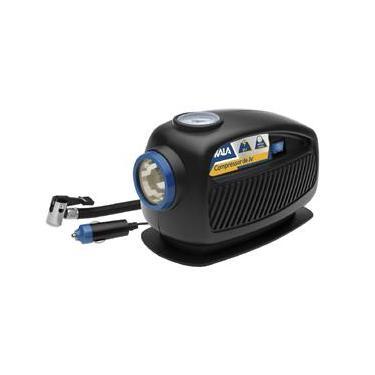 Compressor de Ar e Lanterna