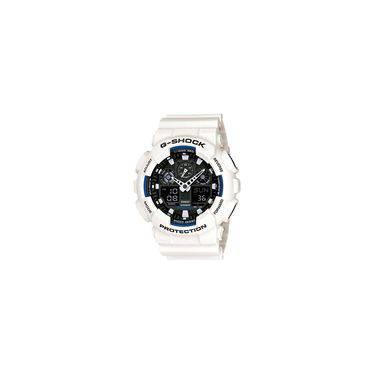 79ff6162814 Relógio Casio Masculino G-Shock Ga-100b-7adr