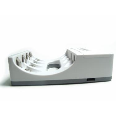 Carregador de Pilha Recarregável AA, AAA Via USB
