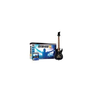 Imagem de Guitarra Guitar Hero Live Ps3