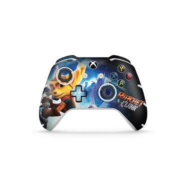 Skin Adesivo para Xbox One Slim X Controle - Ratchet And Clank