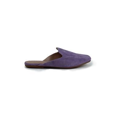 Sapato Feminino Mule Lilas Raphaella Bozz - 944.20