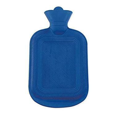 Imagem de Bolsa Térmica de Água Quente 1L em Borracha Clink Import Azul