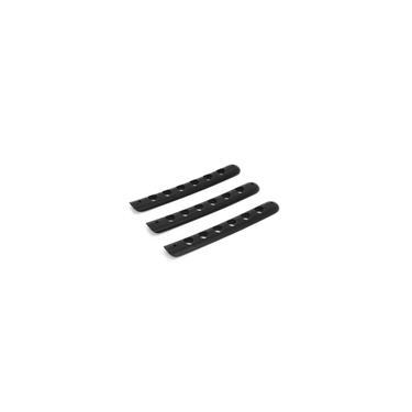 Tampa da maçaneta da porta do carro em liga de alumínio, guarnição da maçaneta, elegante porta externa jk 2 2007-2018 para Wrangler