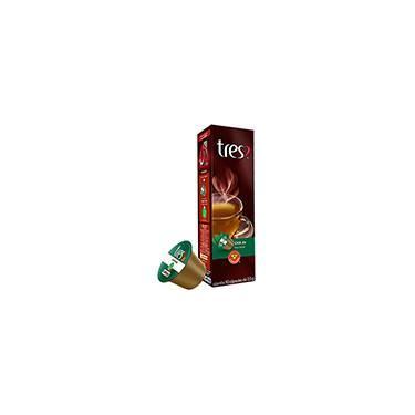 Cápsulas de Chá de Hortelã Três Corações - 10 Unidades