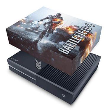 Capa Anti Poeira para Xbox One Fat - Battlefield 4