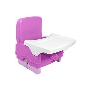 Cadeira de Alimentação Portátil Smart Rosa - Cosco