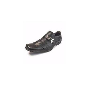 Sapato Italian-zanini Masculino Detalhe Metal - 13000