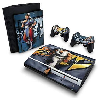 Skin Adesivo para PS3 Fat - Street Fighter 4