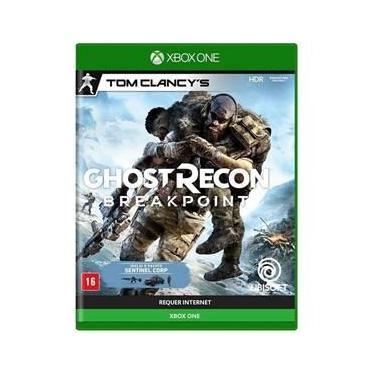 Jogo Mídia Física Tom Clancys Ghostrecon Breakpoint Xbox One