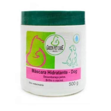 Máscara Hidratante 500g Green Pet Care