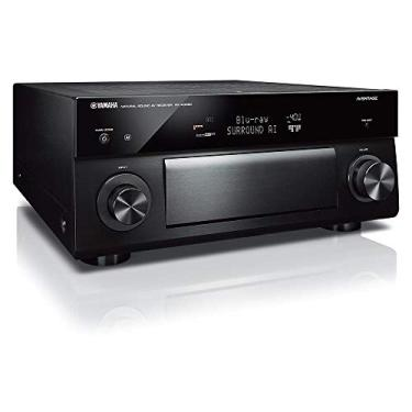 Receiver Yamaha Rx-a3080 Aventage 9.2ch Wifi Musiccast Spotify Airplay Zona2/3 Bt 4k Ultrahd Bivolt