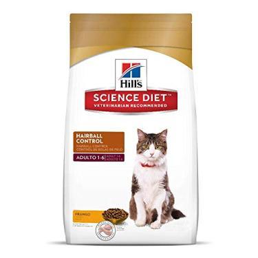 Ração Hill's Science Diet para Gatos Adultos - Controle de Bolas de Pelo - 1,5kg