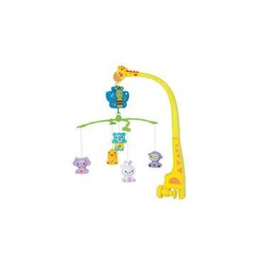 Imagem de Mobile Musical Girafa e Animais 5849 - Buba
