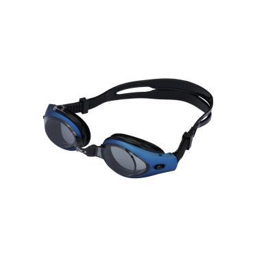 f5210f16edba0 Óculos de Natação Oxer Zeus - Adulto - AZUL PRETO Oxer