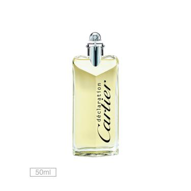 b4fe37c3a5c Perfume Declaration Cartier 50ml CARTIER 3778 masculino