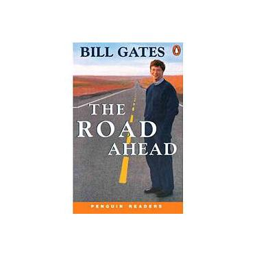"""The Road Ahead"" Book/CD Pack:(Level 3) :Penguin Readers (Graded Reade - Capa Comum - 9781405879323"