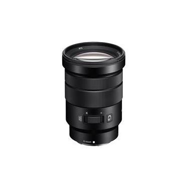 Lente Sony E PZ 18-105mm f/4 G OSS   SELP18105G