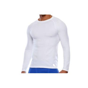 Camiseta Térmica Unissex Manga Longa Proteção UVA Frio Moderado Lance