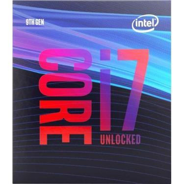 Processador Intel i7-9700K Octa-Core 3.6 GHz Desktop -BX80684I79700K