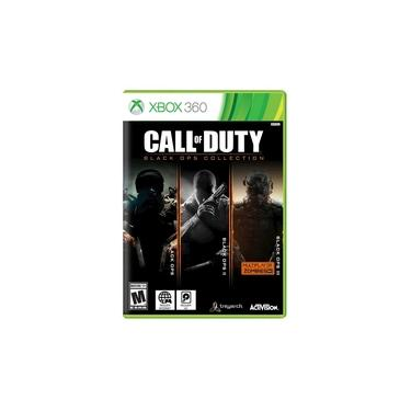 Call Of Duty Black Ops 1 + 2 + 3 Collection - Xbox 360