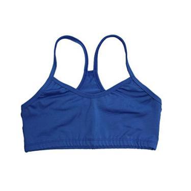 Top Akira Fitness Suplex Academia Feminino (Azul Roial, M)
