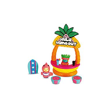Imagem de Party Animals Playset Cenário Barraca Ula Ula - Long Jump