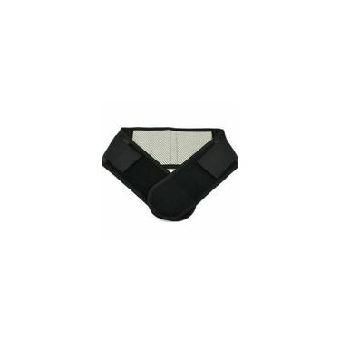 Cinto de proteção de cintura de terapia magnética de autoaquecimento Cinto ajustável