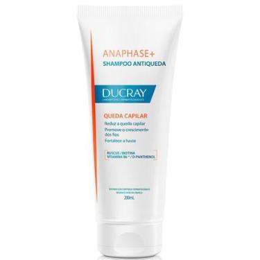 Shampoo Anaphase+ Ducray Fortalecedor Antiqueda 200ml PIERRE FABRE