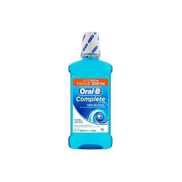 Enxaguatorio Bucal Oral-B Complete Menta