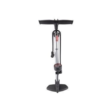 Bomba de Ar Manual Vertical Premium Brasfort 8899 Manômetro